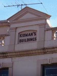 Kidmans Building Kapunda