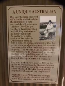 A Unique Australian