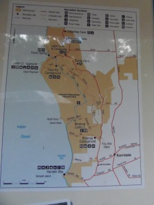 Boranup Forest Map