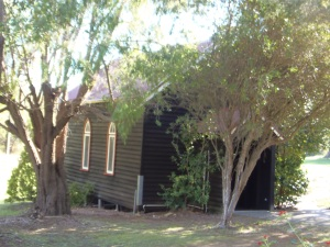 Cowaramup Church