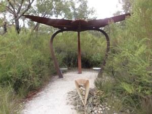 Sculpture Cascading Shelter