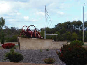 Dongara Lobster Entrance