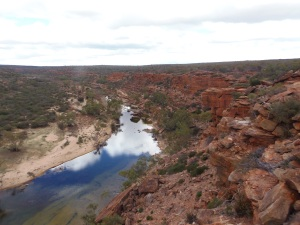Hawks Head and Murchison River