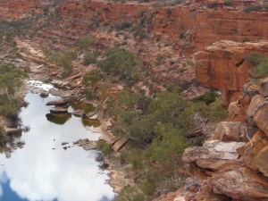Murchison River at Hawks Head