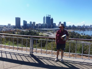 Paula at Kings Park Perth
