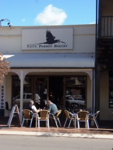 Tatty Parrot Bakery
