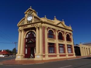 York Town Hall